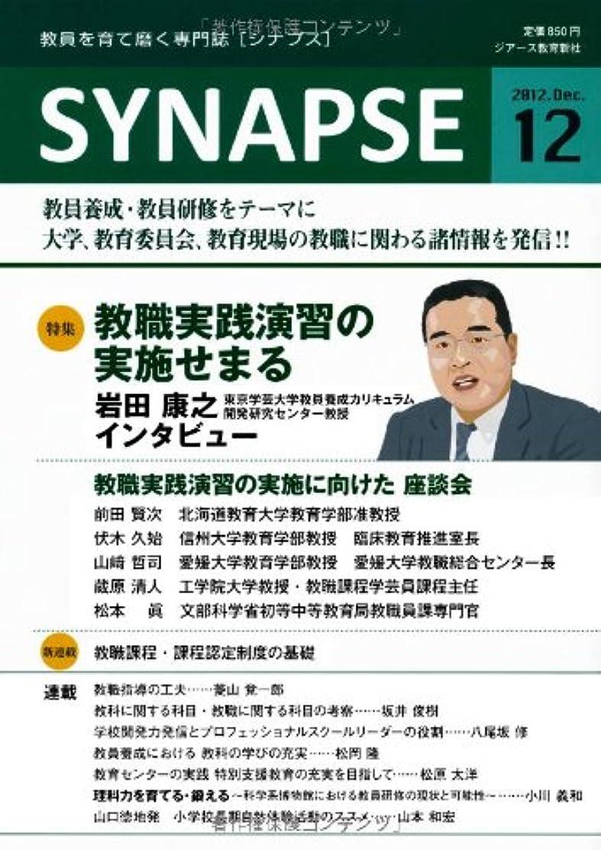 明るくする発音針SYNAPSE [シナプス] 12月号通巻17号