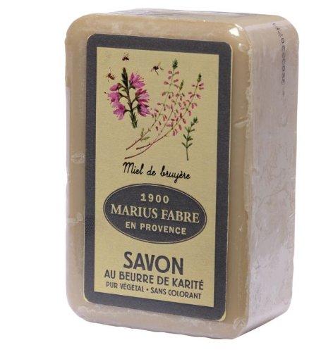 Marius Fabre 'Herbier' : Savon de Marseille Honig 250 g