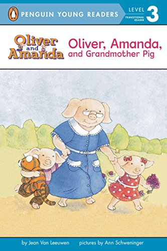 Oliver, Amanda, and Grandmother Pig (Oliver and Amanda)の詳細を見る