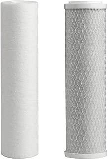 Watts Premier 560067 Carbon Block Premium Plus Bi-Annual Filter Kit WP560067