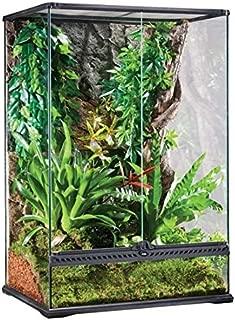 Exo Terra High Glass Terrarium - 24 x 18 x 36 Inches