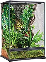 Exo Terra High Glass Terrarium - 24 x 18 x 36 Inches