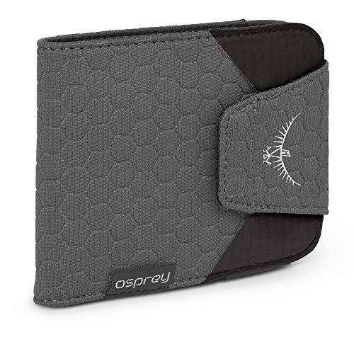 Osprey QuickLock RFID Wallet - Shadow Grey