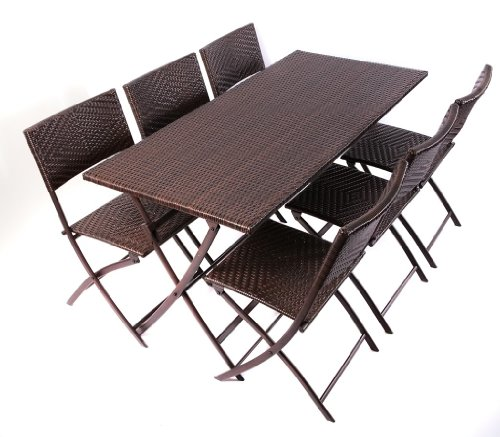 Rst Outdoor Perfect Folding Table Chair Set Patio Furniture Discontinued By Manufacturer Buy Online In Andorra At Andorra Desertcart Com Productid 618108