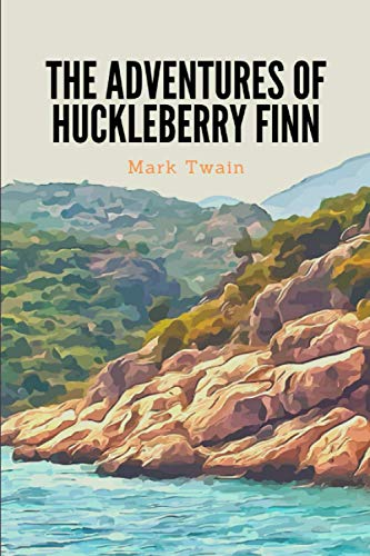 Adventures of Huckleberry Finn: New Premium Edition - Adventures of Huckleberry Finn by Mark Twain