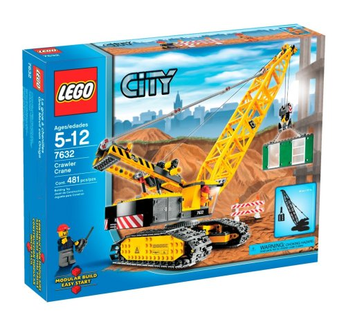 LEGO City Crawler Crane (7632)