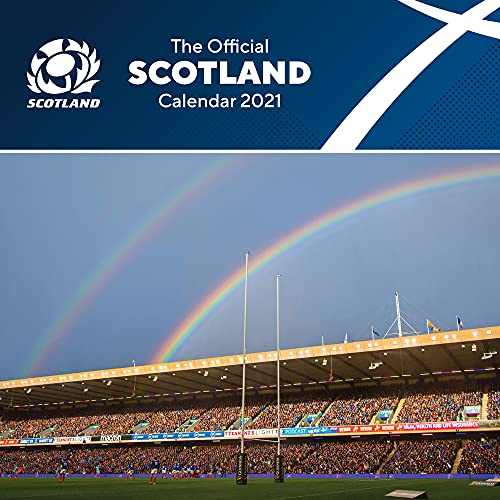 The Official Scottish Rugby Calendar 2022