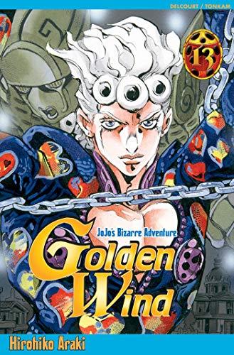 Jojo's - Golden Wind T13
