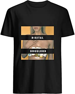 blackbear - digital druglord merch 2 82 Cotton short sleeve T shirt, Hoodie for Men Women Unisex