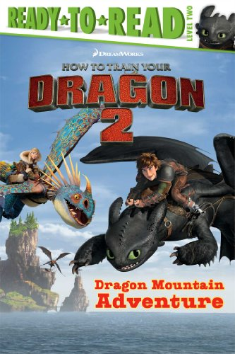 Dragon Mountain Adventure (How to Train Your Dragon 2)
