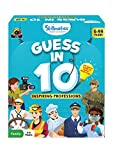 Skillmatics Guess in 10 : Inspiring Professions (Ages 6-99) | Card Game of Smart Questions | General Knowledge for Kids, Adults and Families | Gifts for Boys and Girls