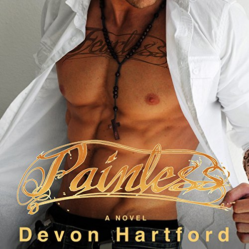 Painless audiobook cover art