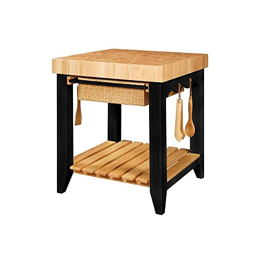Square Kitchen Island: Amazon.com