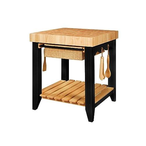 Butcher Block Tables: Amazon.com