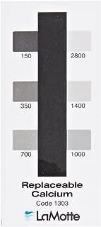 LaMotte 1303 Soil pH Test Kit Color Chart, Calcium In Soil