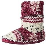 Bedroom Athletics Women's Jessica Sherpa Fleece Slipper Boots - Warm Red - Medium (5/6 UK)