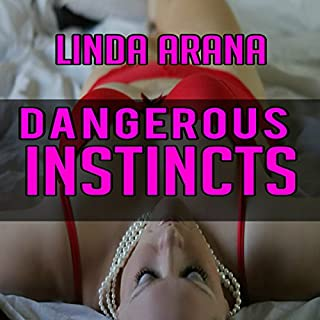 Dangerous Instincts audiobook cover art