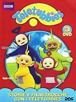 Teletubbies - Storie E Filastrocche (3 Dvd) [Italian Edition]