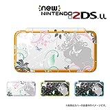 new Nintendo 2DS LLシリーズ カバー ケース クリア ハード 童話7 ガール 透明