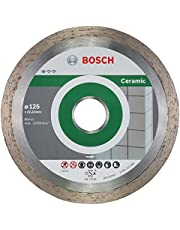 Bosch 9+1 Standard for Ceramic 125mm