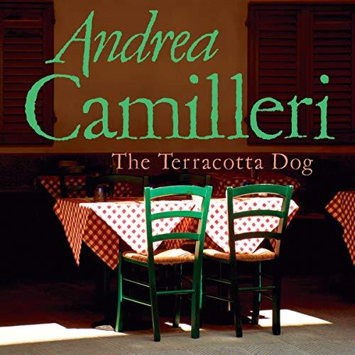 The Terracotta Dog cover art