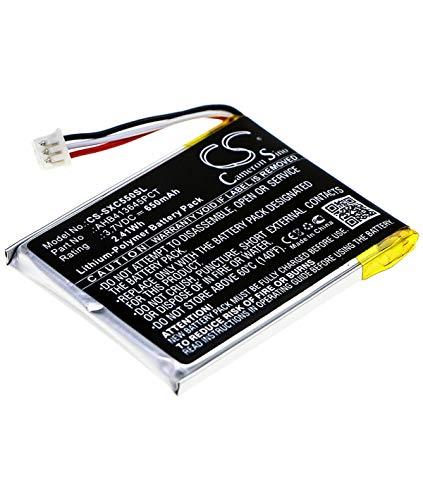 Batteria 3.7V 650mAh LiPo per Sennheiser PXC 550