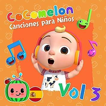 Cocomelon Éxitos para Niños, Vol 3