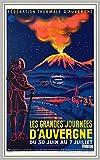 PostersAndCo TM Auvergne Poster / Kunstdruck, 60 x 80 cm,