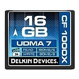 Delkin DDCFCOMBAT1000-16GB 16GB CF 1000X UDMA 7 Memory Card
