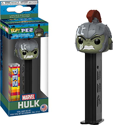 Funko Pop! Pez: Marvel - Hulk Toy