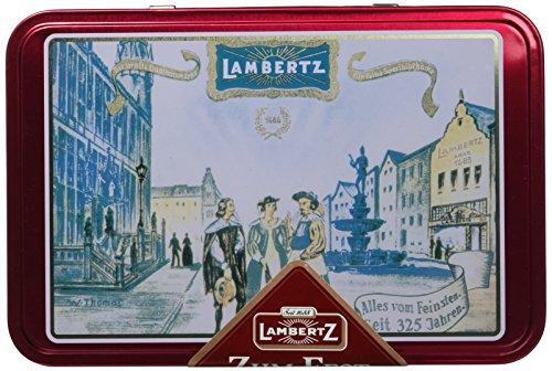 "Lambertz Lebkuchenmischung Dose \""Zum Fest\"", 1er Pack (1 x 300 g)"