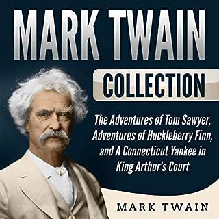 Couverture de Mark Twain Collection