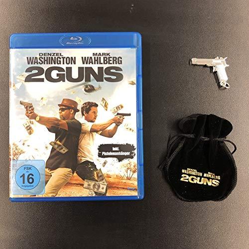 2 Guns - inkl. Pistolenanhänger [Blu-ray]