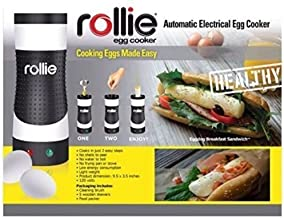 (GG) Hands-Free Automatic Electric Vertical Nonstick Easy Quick Egg Cooker for Rollie
