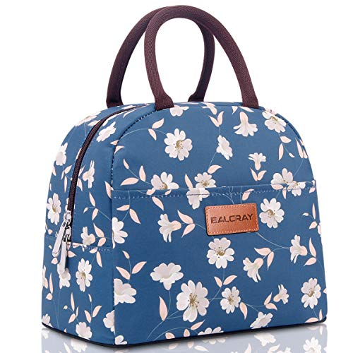 BALORAY Womens Lunch Bag Durable Lunch Tote Bag Insulated Lunch Bag for Working Women Lunch Box