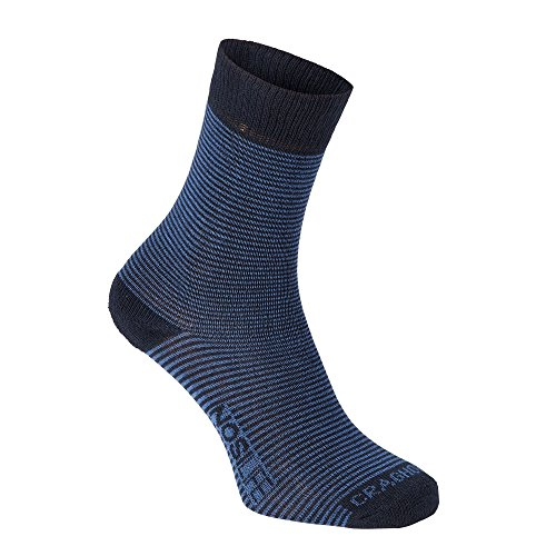 Craghoppers NosiLife Socks Twin Pack Damen Dark Navy/Soft Denim Schuhgröße UK 6-8 | EU 39-42 2020 Socken