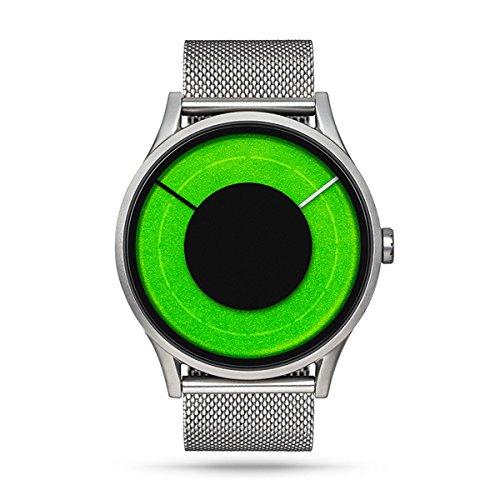 Ziiiro Solaris orologi unisex in acciaio INOX cromato–Chill