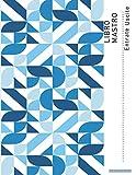 Libro Mastro Entrate Uscite: Registro di Cassa Entrate Uscite DIN A4 118 Pagine Numerate Libro Mastro Contabile
