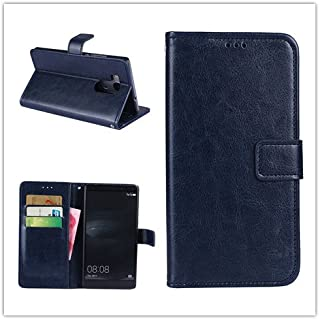 Custodia® Flip Wallet Case with Stand Function for TP-Link Neffos X9(Pattern 6)