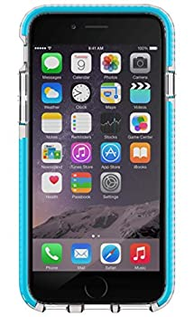 Tech21 Evo Mesh Sport iPhone 6/6s - Clear/Blue