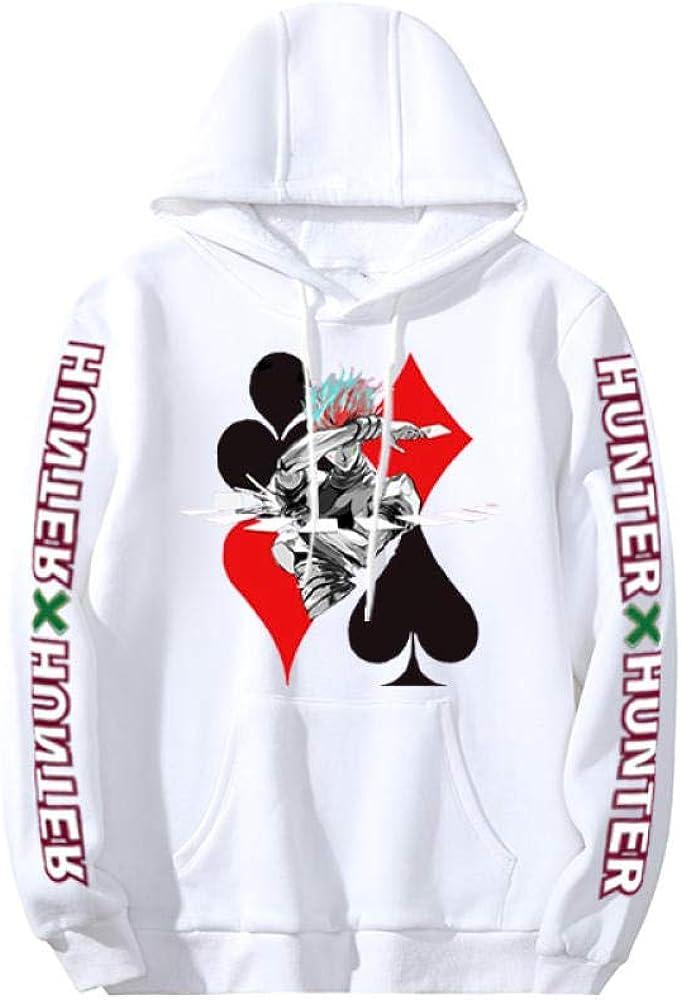 Hoodie Hunter x Sacramento Mall Manga Pullover Sale Special Price Sweatshirt Sweater