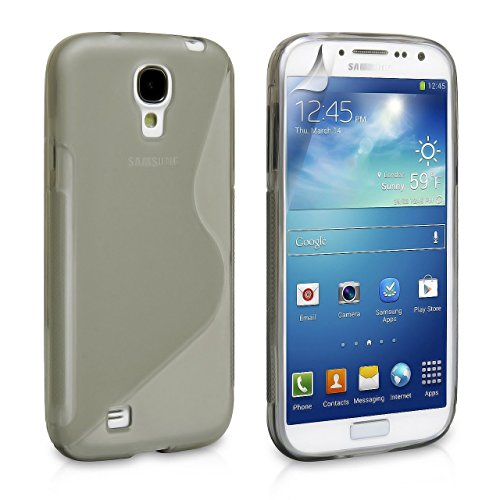 samsung galaxy s4 cases Phone Cases for Samsung Galaxy S4, Samsung Galaxy S4 Case [Clear] Rugged Drop Impact Resistant Skin IV i9500 Tough Strong Protective Soft Jelly Shell Cover Skin Cases by Cable and Case?