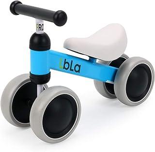 LBLA Baby Balance Bike Children Walker for 10-36 Months Toddle Bike First Gift