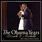 2021 The Obama Years Calendar Black History series by Shades of Colors