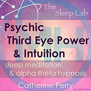Psychic Third Eye Power & Intuition Booster cover art
