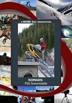 NOMADS  FSX Snowmobile