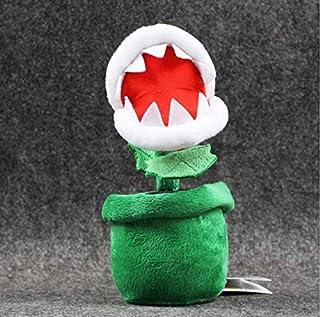 Pluche Piranha Plant Mario Pluhtoys Soft Speelgoed Voor Kinderen Peluche Mario Gevulde speelgoed Kids Gift 20cm Dirgee