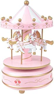 Best pink carousel cake Reviews