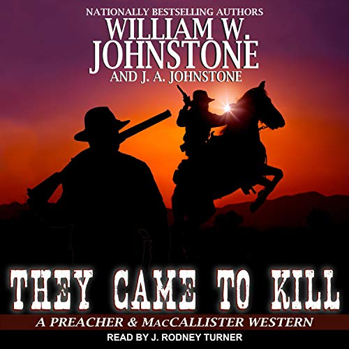 They Came to Kill cover art