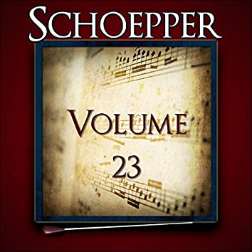 Schoepper, Vol. 23 of the Robert Hoe Collection